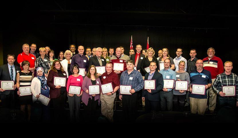 2015 Volunteer Recognition Night