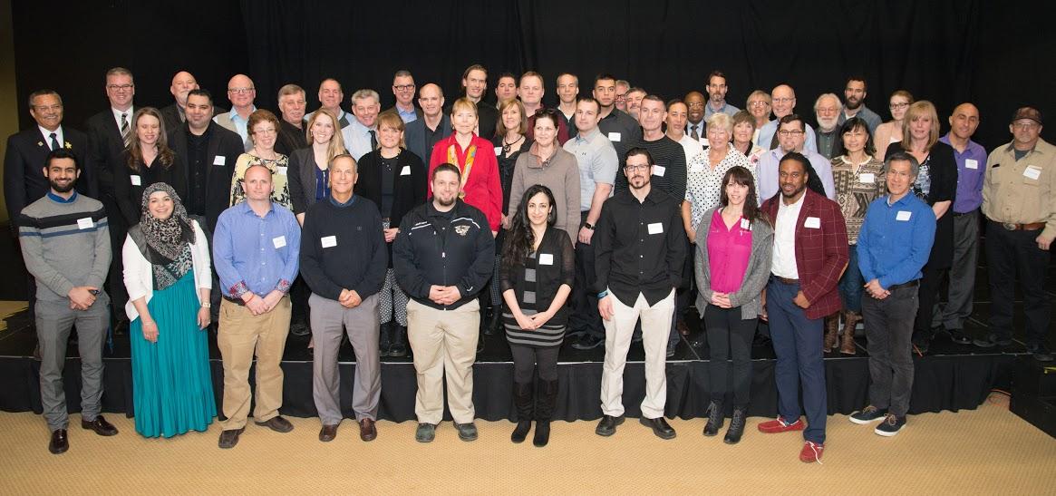 volunteers recognition 2016